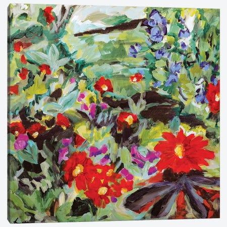 Loosey Goosey Canvas Print #LCM34} by Lauren Combs Art Print