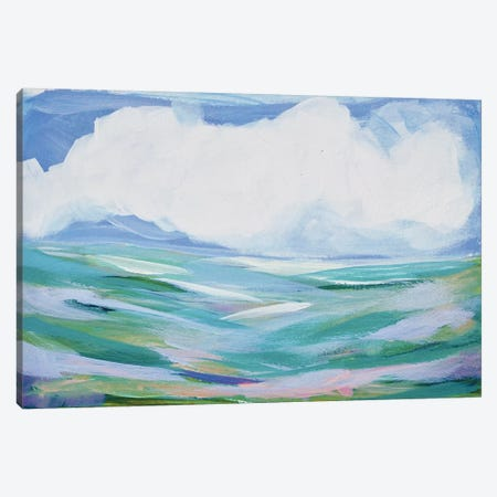 Passion 3-Piece Canvas #LCM37} by Lauren Combs Canvas Print