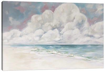 Peaceful Coast Canvas Art Print