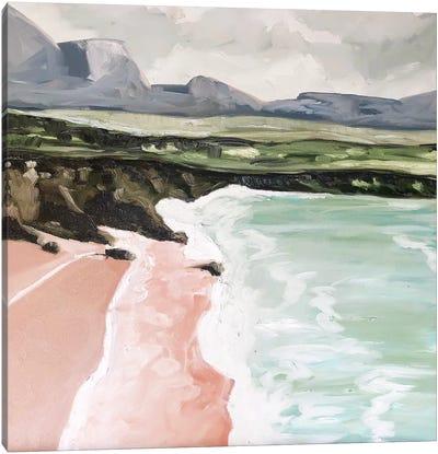 Scotland Beach Canvas Art Print