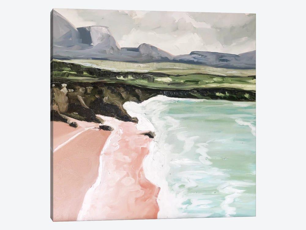 Scotland Beach by Lauren Combs 1-piece Canvas Artwork