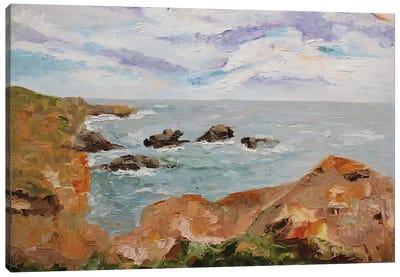 Scottish Shores Canvas Art Print