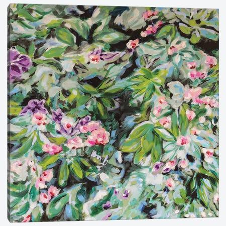 Sweet Chaos Canvas Print #LCM49} by Lauren Combs Art Print