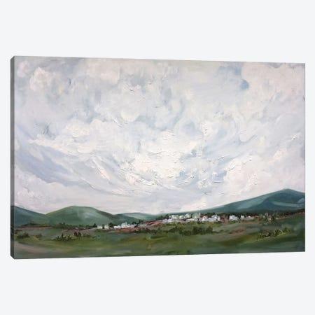 Village II Canvas Print #LCM55} by Lauren Combs Canvas Print