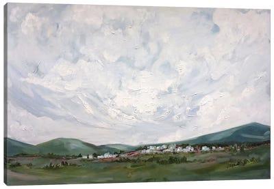 Village II Canvas Art Print