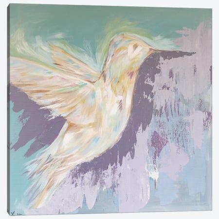 Violet Canvas Print #LCM56} by Lauren Combs Canvas Print