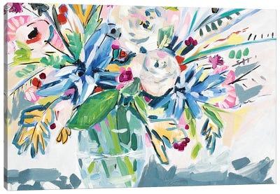 Bright Boquet Canvas Art Print