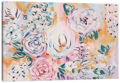 Garden Beauties Canvas Art Print