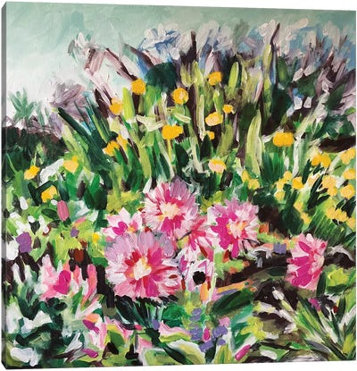 Giverny Favorite Canvas Art Print