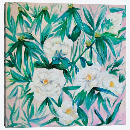 Tropics Canvas Print #LCM71} by Lauren Combs Canvas Artwork