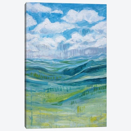 Dreaming of the Future Canvas Print #LCM73} by Lauren Combs Canvas Wall Art