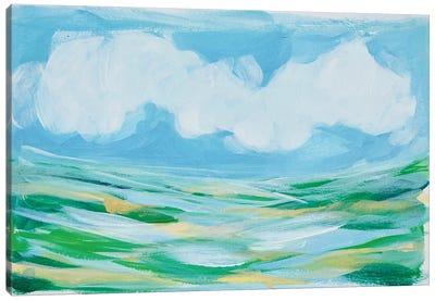 Eternity In Mind Canvas Art Print