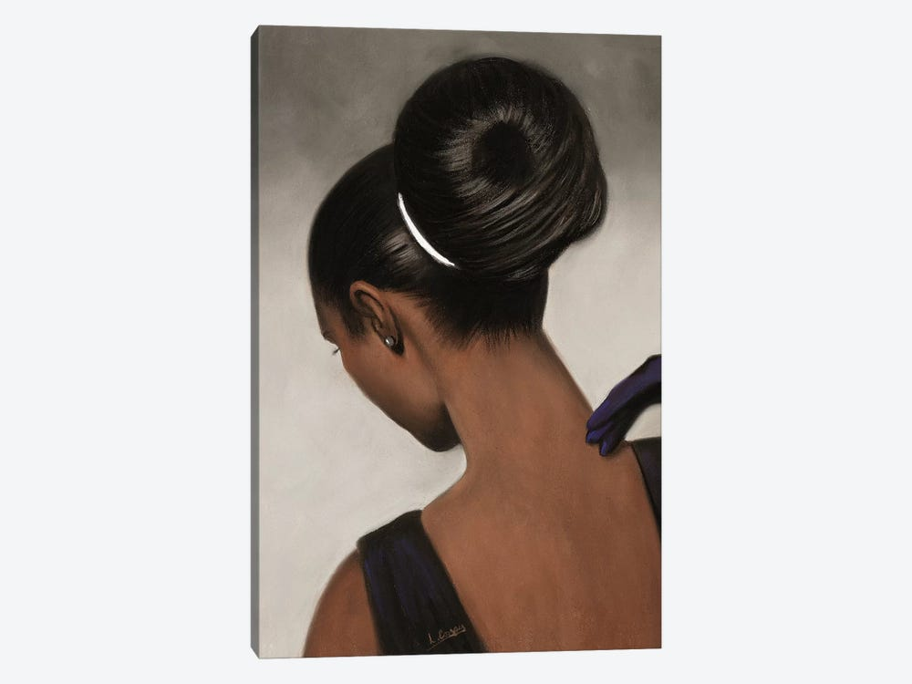 Elegance by Laurie Cooper 1-piece Canvas Artwork