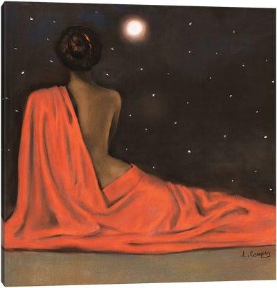 Evening Repose Canvas Art Print