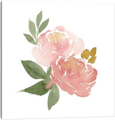 Emma Rose I Canvas Art Print