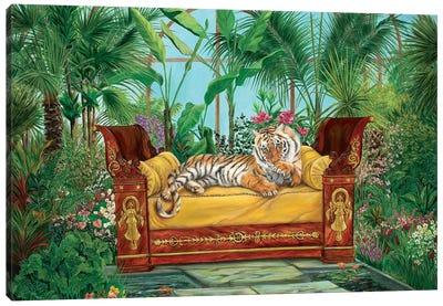 Jasmime's Garden Canvas Art Print