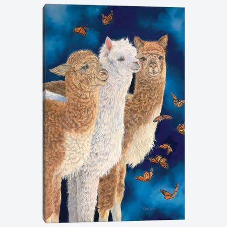 Midnight Ballet Canvas Print #LCR28} by Laura Curtin Canvas Art