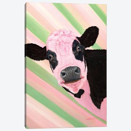 Sweetpea Canvas Print #LCR39} by Laura Curtin Canvas Art Print