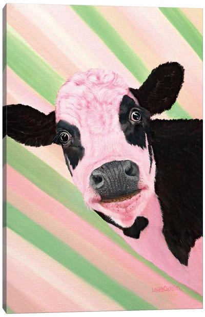 Sweetpea Canvas Art Print