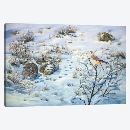 Wishful Thinking Canvas Print #LCR45} by Laura Curtin Art Print
