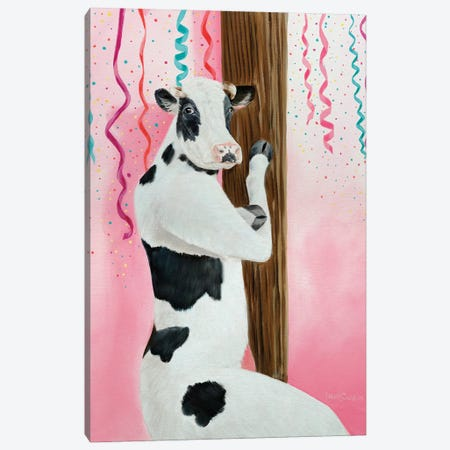 Jezebelle Canvas Print #LCR58} by Laura Curtin Canvas Art Print