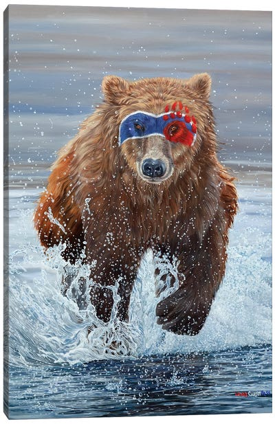 Color Of Freedom Canvas Art Print