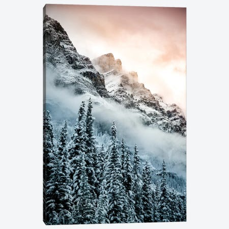 Warm And Cold Canvas Print #LCS102} by Lucas Moore Canvas Artwork
