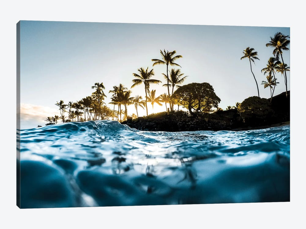Warm Waters by Lucas Moore 1-piece Canvas Print