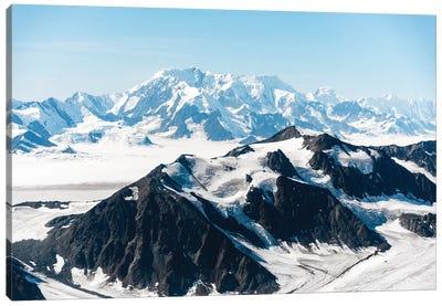 Cold Mountains Canvas Art Print
