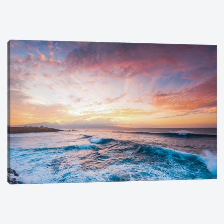 Easy Evening Canvas Print #LCS29} by Lucas Moore Canvas Print