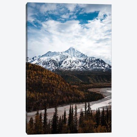 Alaskan Autumn Canvas Print #LCS2} by Lucas Moore Canvas Art