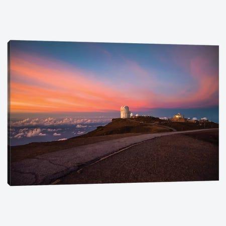 Haleakala Sunrise Canvas Print #LCS39} by Lucas Moore Canvas Wall Art