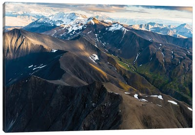 Alaskan Landscape Canvas Art Print