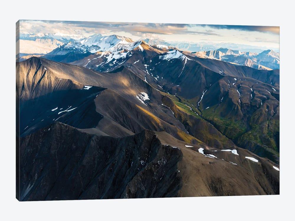 Alaskan Landscape by Lucas Moore 1-piece Canvas Artwork