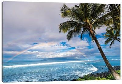 Hawaiian Landscape Canvas Art Print