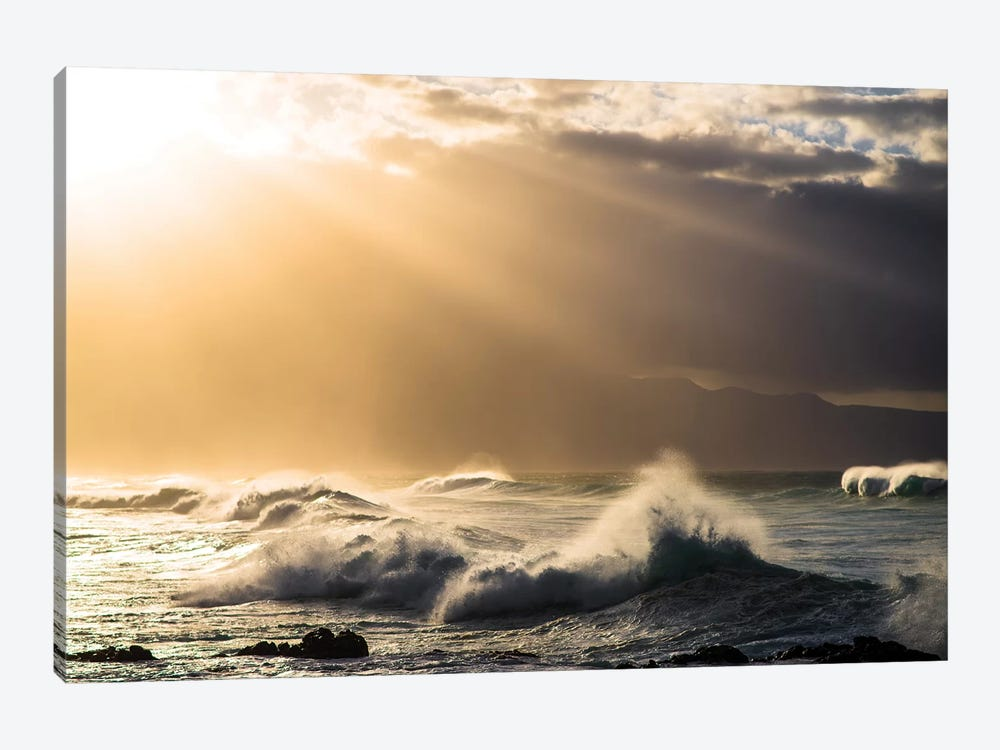 Light In Darkness by Lucas Moore 1-piece Canvas Art