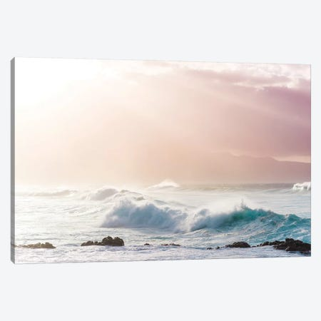 Light Waves Canvas Print #LCS51} by Lucas Moore Canvas Art