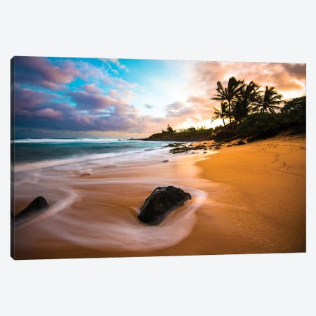 Morning Magic Canvas Print #LCS60} by Lucas Moore Canvas Art Print