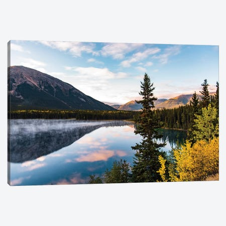 Mountains And Water Canvas Print #LCS63} by Lucas Moore Canvas Art Print