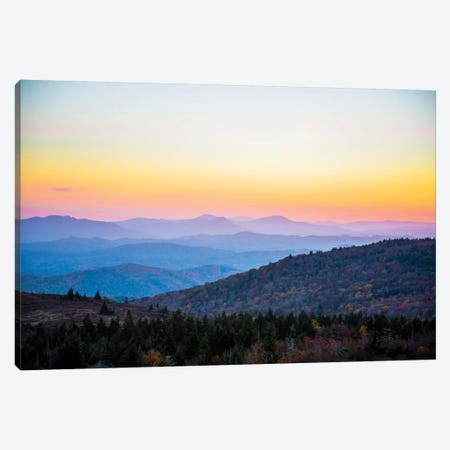Autumn In Virginia Canvas Print #LCS9} by Lucas Moore Canvas Artwork