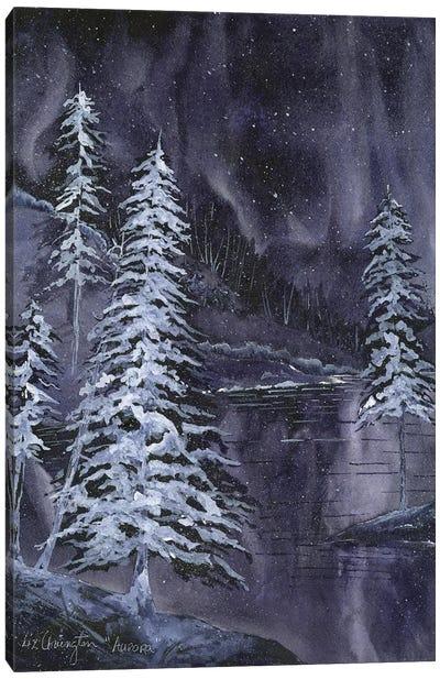 Aurora Canvas Art Print