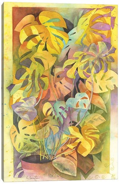 Celebration Canvas Art Print
