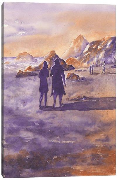 El Matador State Beach Canvas Art Print