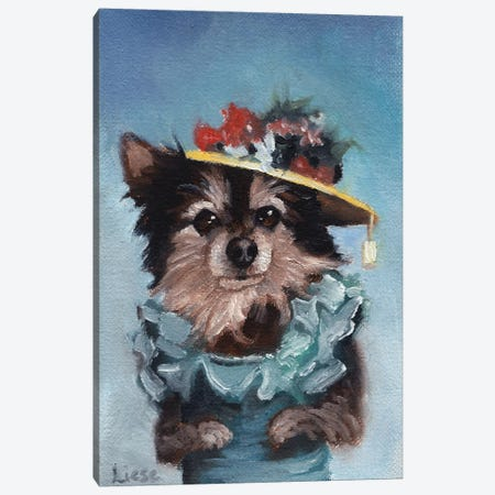 Minnie 3-Piece Canvas #LCZ24} by Liese Chavez Canvas Art Print