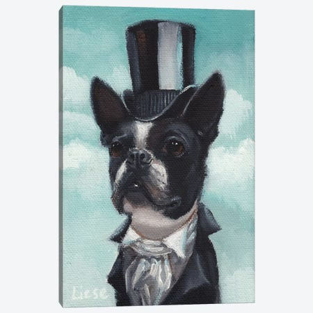 Mr. Pemberton 3-Piece Canvas #LCZ26} by Liese Chavez Canvas Art Print