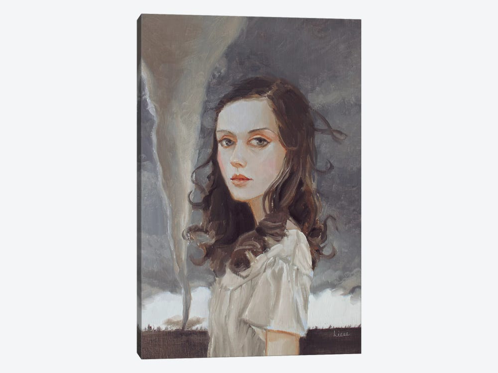 The Storm by Liese Chavez 1-piece Canvas Print