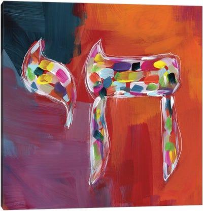 Chai of Colors Canvas Art Print