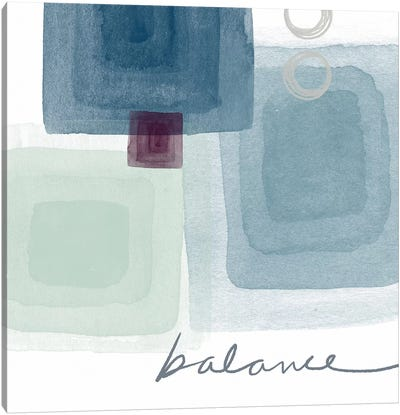 Soothing Balance Canvas Art Print