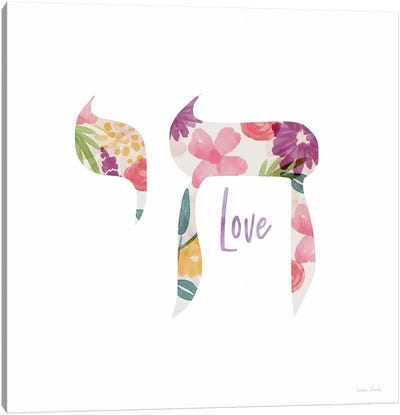 Love Chai Canvas Art Print