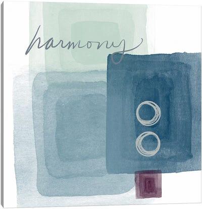 Soothing Harmony Canvas Art Print